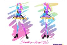 Just Dance Concept Art / Check out concept art behind the Just Dance coaches! / by Just Dance Game