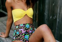 Summer Time / Summer Wear From Bathing Suits, Sun Hats, Sun Dresses, && Sandals. / by Sincerely Lolo