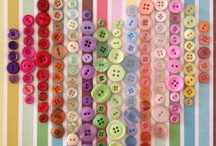 Buttons / by Stitched With Friends Shar Fletcher