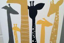 Graphic Animals / by Margaret Molinari