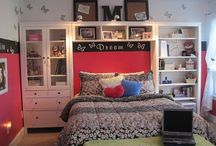 Ainsley Bedroom-newhouse / by Lora Leigh Chrystal