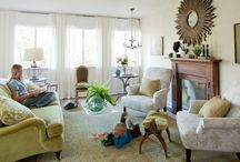 living room / by Jamie Reed