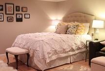 master bedroom redo / by Mandy Stanton Buell