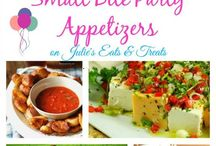Appetizers for a Party! / by Julie Evink | Julie's Eats & Treats