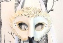 Masken / by Mubulu Vroom