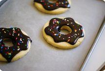 Cookies I LOVE / by Elisa Strauss