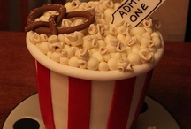 Kayla birthday movie party / by Maria Fountain