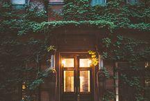Favorite Places & Spaces / by Manda Collins