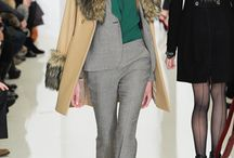nyfw fall 2012 / My favorite looks from the designers at New York Fashion Week. / by Kate Schweitzer