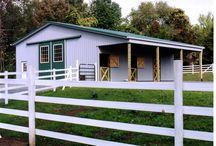 Barns / by Melinda Pier