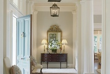 Lighting ideas / by Carrie {Hooked on Decorating}