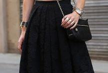 style - skirts / by Ilona Belous