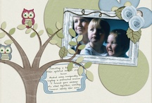 Scrapbook/Digi Layouts / by Jeanna Bohanon