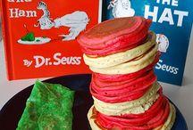 Theme: Dr Seuss / by Adrianne Bitondo