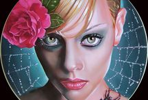 Latest paintings / by Italia Ruotolo