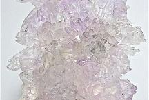 73. Crystals,minerals, rocks and cuartz / by Harold giraldo