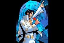 Liquid Comics / by Elvis Presley