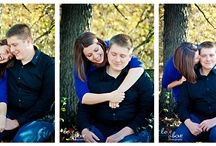 Engagement Photo Ideas / by Mandy Solner