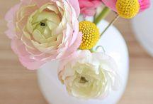 flower arrangements / by Priscilla Crane