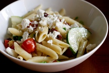 Salads -  Pasta / by Shannon Welihan