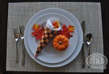 Thanksgiving / Thanksgiving recipes, crafts, decor, and more . . .  / by Carol Swett