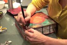 Art Tutorials for Book Binding / by Patricia Boyd
