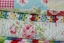 I love Quilts and Textiles / by Dawn Jones