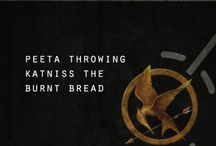 Hunger Games<3 / by Taylor Harris