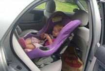 Carseat safety / by Christina Standfuss