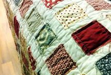 Stitches & Quilting / by Anna Holsinger