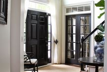 Come on in / Entryway decor / by Annie Jaconetti Lewis