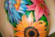 Tattoos <3 / by Maria Quirarte