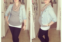 Maternity Looks / by Samantha Shorr