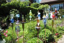 yard art / by Bobbie Jones