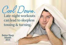 Better Sleep Month / by Blue Cross and Blue Shield of North Carolina