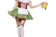Beer Girl Costumes / by oktoberfesthaus.com