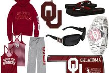 OU/OSU / For the Love of OKLAHOMA!  / by Evelyn Graham