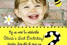 Julie's Second Birthday! / by Kayla A