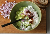 Dips, Spreads & Dressings / Board tip: sub our 2% Plain Greek-Style Yogurt for mayonnaise in any dip, spread or dressing recipe you find, and you've got a fabulous & protein-packed revision! / by Cabot Cheese