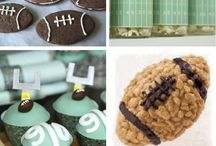 Party | Football Super Bowl Party Ideas / by Jessica |OhSoPrintable|