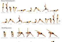 Yoga for metal backs / by Soraya Zaumeyer