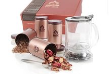 Tea Gifts / The gift of tea is one that can be treasured by the beginner or the connoisseur. Choose from a wide variety of teas, tins, mugs and other wonderful tea accessories that make it easy to enjoy an extraordinary tea experience. / by TEAVANA