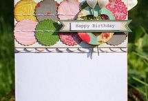 creative cards & rad wrapping / by Kim McCann
