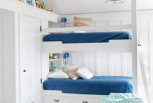 For the home-kids bedroom/play room ideas / by Kelli Wilson