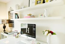 DECOR / Home office / by Norma Rodriguez