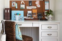 Woodshop | Office Space Inspiration / by The Woodshop of Avon Inc