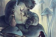 Illustration  / by Savannah English