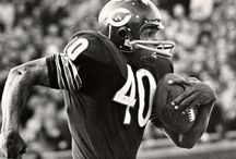 Gale Sayers / #40, runningback / by Chicago Bears Pro Shop