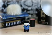 <3 Star Trek / I love Star Trek! / by LuvCherie Jewelry
