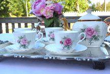 Vintage Tea Party / by Melissa Graham